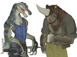 Sketches by BASELARDER