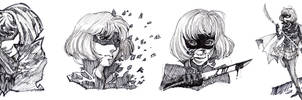 HIT GIRL by SoraKokiri