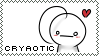 [Stamp] Cryaotic by RasAkiStamps