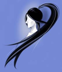 Hair experiment by Almarane