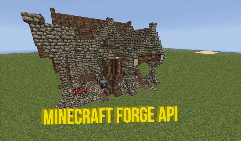 Forge майнкрафт 1.8.8