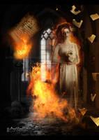 Burning Silence by LadyxBoleyn