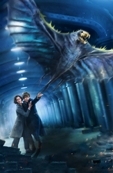 Fantastic Beasts Inter textless Swooping Evil by mintmovi3