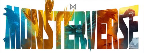 MonsterVerse banner by mintmovi3