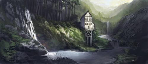 Landscape by SadistG