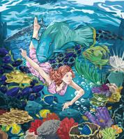fish parade by adamTNY
