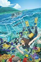 enjoy deep water by adamTNY