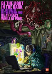 anti war 2 by adamTNY