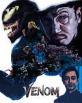 Venom Poster-adam Tny by adamTNY
