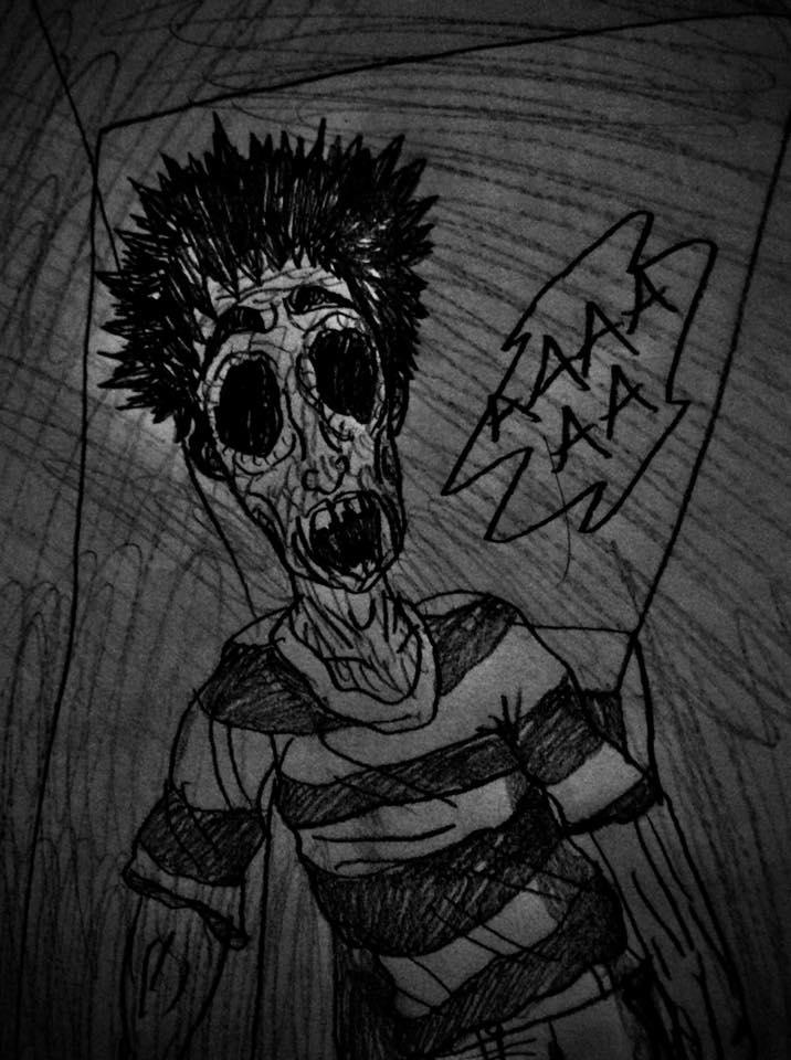The Horror of the ghost child by danny14180jason