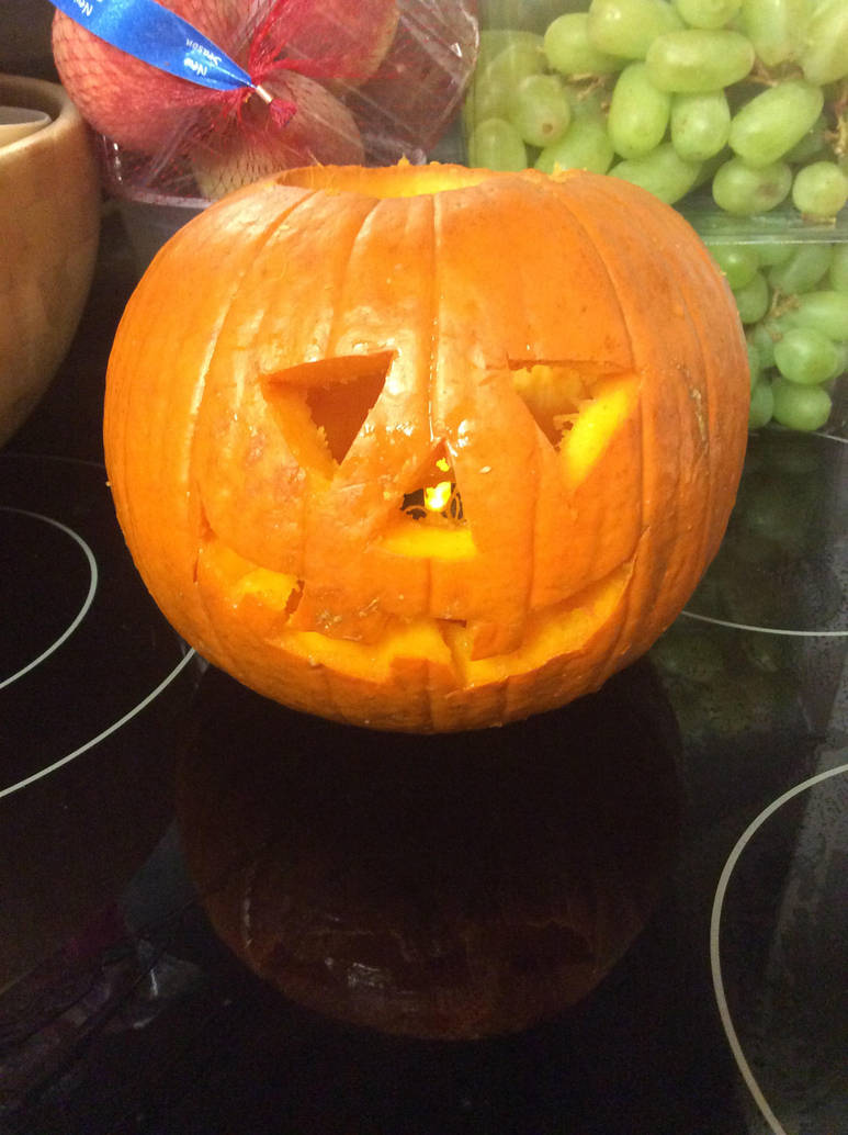 This is my second Punkin by danny14180jason
