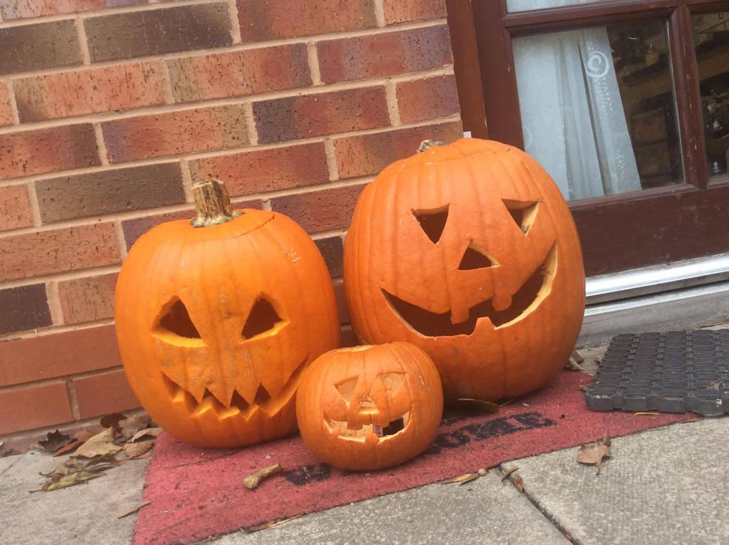 A pumpkin family by danny14180jason