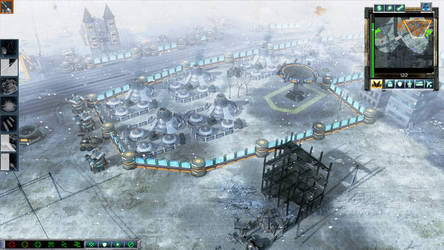 power stations in the snow by danny14180jason