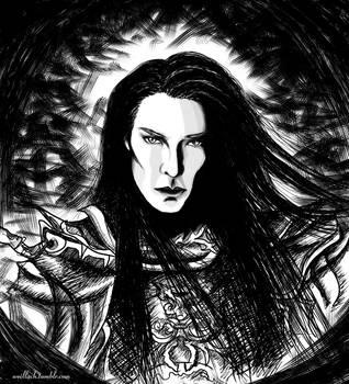 Sauron by Weillach