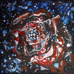 Rosette Nebula by amyhooton