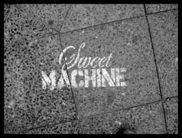 Sweet Machine by amyhooton