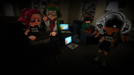 [GMod] VR Nighttime Fun by RudyOctokidGamerART