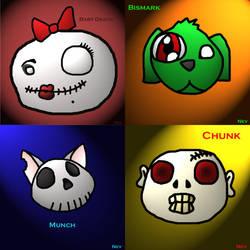 creepie family by 8xxnevionxx8