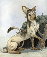 Forgotten Bestiary: Enfield by clickclackcat