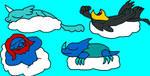 Skylanders Spring Break: Air by Blackrhinoranger