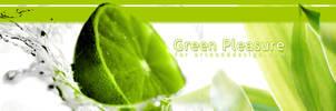 Green Pleasure by pedribeiro