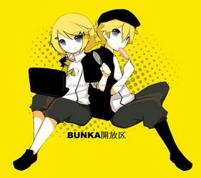 BUNKA Kaihoku by giannysuki