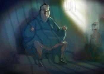 fat guy 3 by ahmad-nady