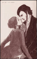 Jane Eyre + Mr. Rochester by Maseiya