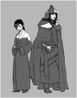Dashti and Tegus by Maseiya