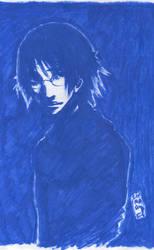 Portrait of Harry Potter by Maseiya