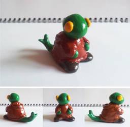 Cute Tonberries for sale! by KeruriDerago