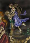 Zelda: Shall We Dance? by Adella