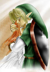 Zelda: I Thought I Lost You by Adella