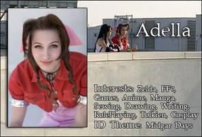 Midgar Days ID by Adella