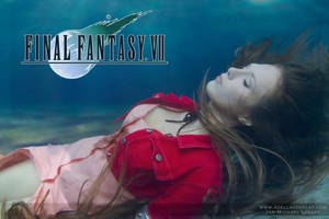 Aeris' Final Resting Place by Adella