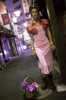 Midgar Aerith Costume by Adella