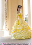 Belle Cosplay by Adella