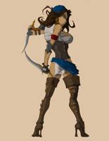 Isabela by chanmeleon