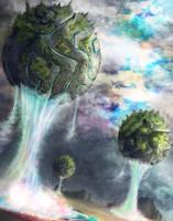 Island by chanmeleon