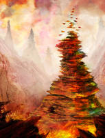 Mountain by chanmeleon