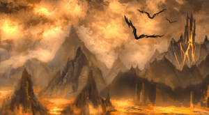 Hot Lava by chanmeleon