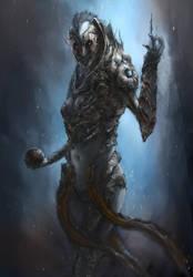Elf Character- Horgul Female by chanmeleon