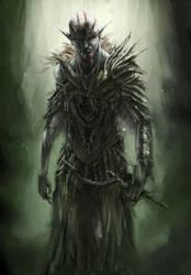 Elf Character- Shin Male by chanmeleon