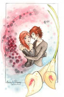 Marry et Danny by Songes-et-crayons