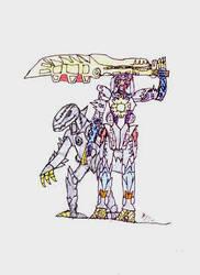 TF Humans: Cruellock by Tentomon4