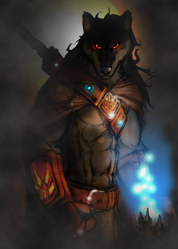 Lord Of The Wolves  The Bane Of Soulbreakers 100% by anubis-x