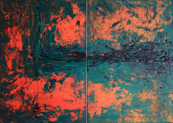 diptych 01 by kebek