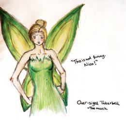 R fanart :: Tinkerbell K by Natasha-V
