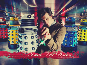 ...and you are the daleks. by aliiicimo