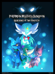 Pokemon Mystery Dungeon: Guardians of the Universe by StarlightNexus-Chan